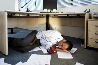 Alteración del sueño