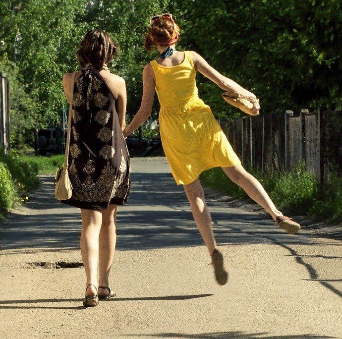 liberaón de cargas, alegría de vivir
